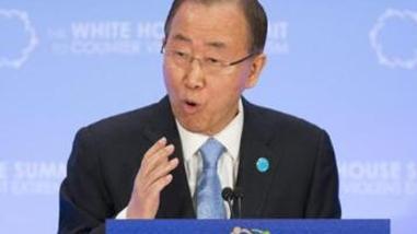 Ban Ki-moon: El desarrollo y la paz deben ir de la mano