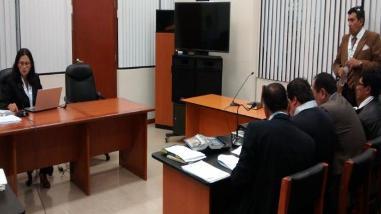 Juzgado determinará en 48 horas prisión preventiva para dirigentes del Tambo