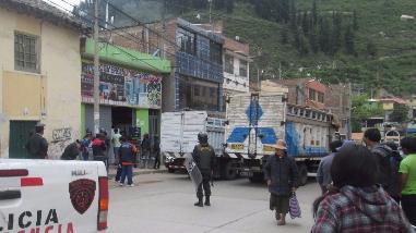 Policía capturó a sicario de Andahuaylas
