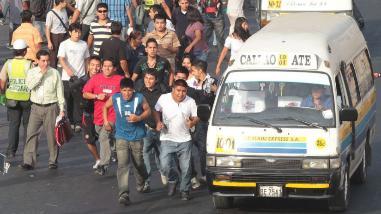 Seguridad ciudadana: la cruzada de RPP Noticias recorre El Agustino