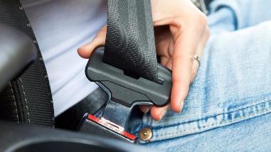 El cinturón que salva vidas