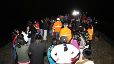 Simulacro nocturno: alistan medida para este 13 de octubre en Trujillo