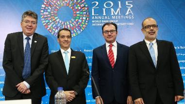 Alianza del Pacífico: Podemos encarar bajos precios de las materias primas