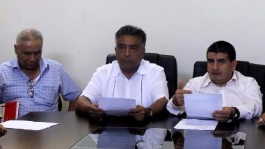 Alcalde de Chiclayo amenaza con sancionar a partido APP