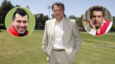 Perú vs. Chile: Elías Figueroa comparó a Gary Medel con Héctor Chumpitaz
