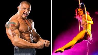 WWE: exestrella se casó con bailarina profesional de 'pole dance'