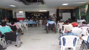 Lambayeque: más de 2 mil sillas de ruedas serán donadas para la región
