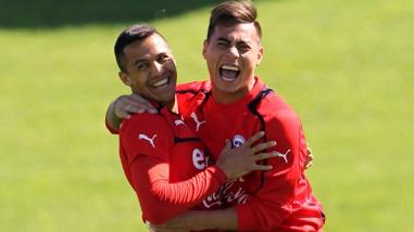 Perú vs. Chile: la dupla chilena que la defensa peruana debe frenar