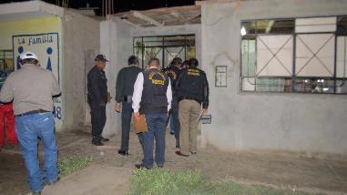 Huaura: sujetos detonan explosivos en vivienda de Santa María