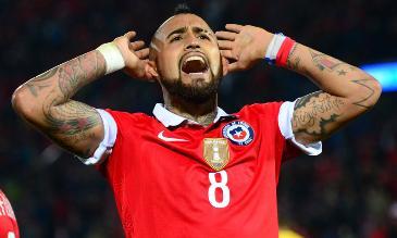 Perú vs. Chile: Arturo Vidal y compañía tienen el día libre