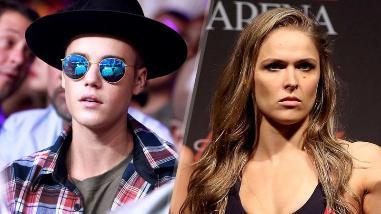 YouTube: ¿por qué Justin Bieber podría ser la próxima víctima de Ronda Rousey?