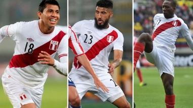 Selección peruana: las posibles bajas y remplazos ante Chile