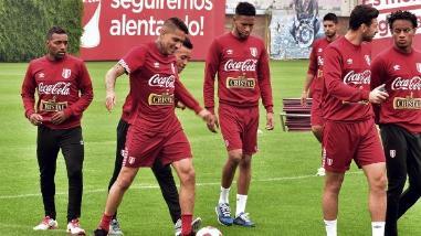 Selección Peruana: así fue el entrenamiento tras derrota ante Colombia