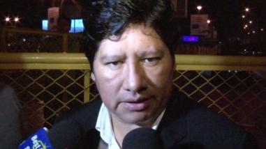 Selección Peruana: Presidente FPF Edwin Oviedo pide al hincha que no pierda la fe