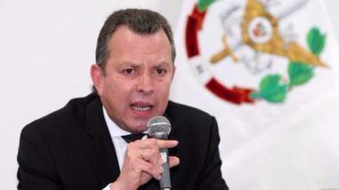 Ministro Valakivi sobre ascensos: no hay copamiento, son especulaciones