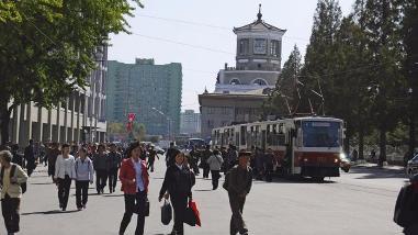 Corea del Norte prepara el desfile militar más grande de su historia