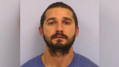 Arrestan a Shia LaBeouf en Texas acusado de estar ebrio