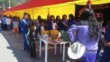 Andahuaylas: realizan campaña por el Día Mundial de la Salud Mental