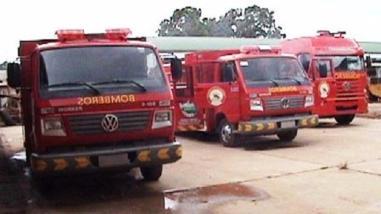 Chiclayo: llegan 5 unidades de bomberos para controlar incendio en penal