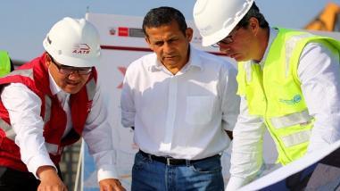 Humala asegura que sistema de Metro de Lima será de los más modernos
