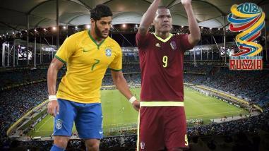 Brasil vs. Venezuela: La Canarinha herida va por la recuperación en las Eliminatorias