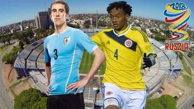 Uruguay vs. Colombia: La celeste busca el liderato de las Eliminatorias