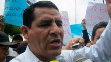Acusan a alcalde de pagar vigilancia particular con dinero del estado