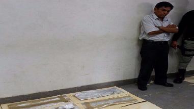 Piura: detienen a docente intentando ingresar droga a penal