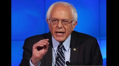 Sanders: Congreso no controla Wall Street, Wall Street controla el Congreso