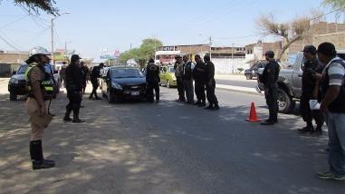 Piura: en setiembre se aplicaron 230 papeletas de tránsito en Castilla