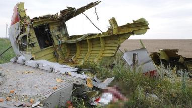 Ucrania acusa a servicios secretos rusos del derribo avión malasio