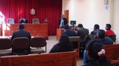 Detienen a funcionario de municipio de Pachitea tras cobrar coima a trabajador