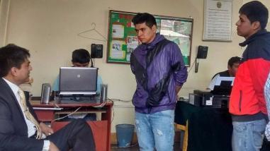 Capturan a hermanos que exigían cupo a obrero de construcción civil