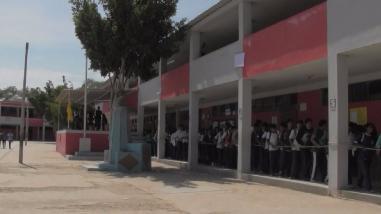 Piura: 196 instituciones educativas son vulnerables en la región