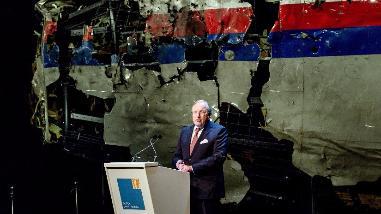 Holanda: Avión malasio fue derribado por misil Buk de fabricación rusa