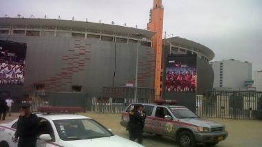 Se inicia el plan de seguridad previo al partido Perú-Chile