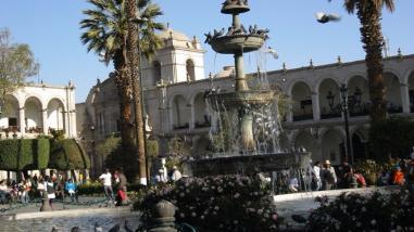 Peatonalización de la Plaza de Armas se inicia el 18 de octubre