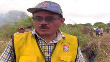El Niño: moradores de Catacaos realizan faenas públicas para limpiar drenes
