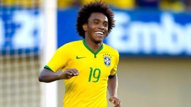Brasil vs. Venezuela: Willian marcó el gol más rápido de las Eliminatorias