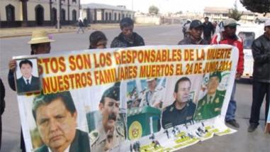 "Ministerio Público dispuso formalizar denuncia por caso ""Azangarazo"""