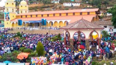 Celebran día central del Señor Cautivo de Ayabaca