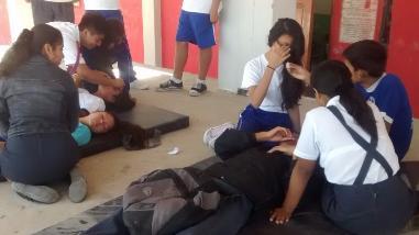 Piura: más de tres mil escuelas participaron del IV Simulacro Escolar