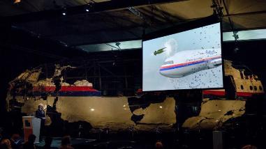 Este es el misil que derribó al vuelo MH17 en Ucrania
