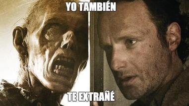 The Walking Dead: memes del estreno de la sexta temporada