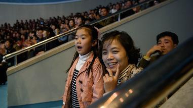 La clase media aparece de a pocos en Corea del Norte