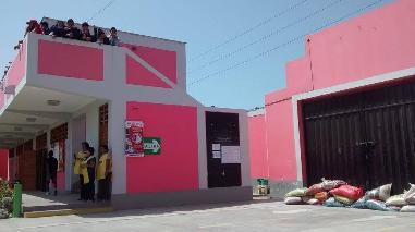 Chimbote: simulacro de lluvias e inundaciones dejó 47 colegios anegados