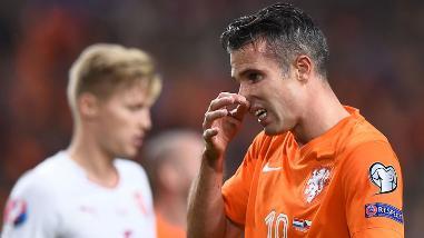 Holanda perdió con República Checa y no estará en la Eurocopa 2016
