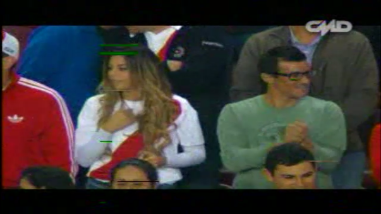 Perú vs. Chile: Alondra García Miró se encomendó a Dios por Paolo Guerrero