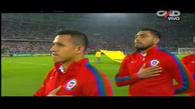 Perú vs. Chile: himno chileno fue pifiado por todo el Estadio Nacional