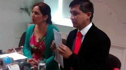 Rosa del Carmen Gutiérrez negó presunto ultrajo por parte de César Acuña